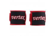 Vertex Likralı Boks Bandajı Kırmızı