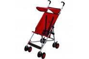 Aldeba Pratik Baston Bebek Arabası - Kırmızı