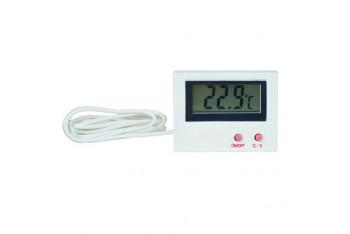İç veya Dış Mekan Mini Dijital Termometre Sıcaklık Ölçer thr112