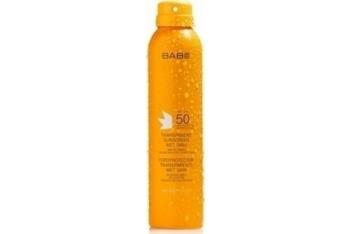 Babe Transparan Güneş Koruyucu Sprey Spf50 200 ml