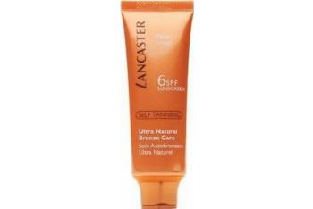 Lancaster Self Tanning Ultra Natural Bronze Care Spf6 50 ml