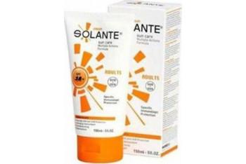 Solante Adultes Spf30 150 ml