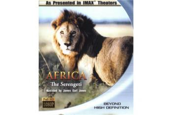 Africa The Serengeti Afrika Serengeti Blu-Ray Disc