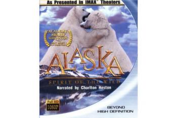 Alaska Blu-Ray Disc