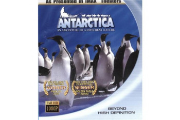 Antarctica Antartika Blu-Ray Disc