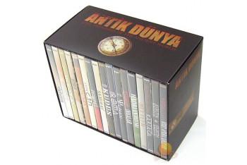Antik Çağ Belgeselleri DVD Box Set 17 DVD