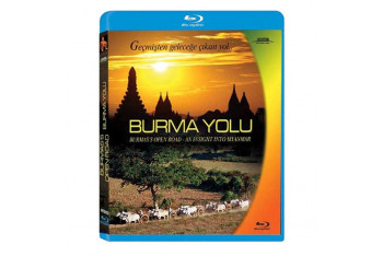 Burmas Open Road Burma Yolu Blu-Ray Disc