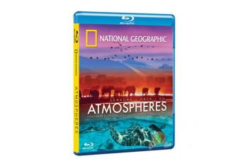 National Geoghraphıc Atmospheres Yerküre - Hava - Su Blu-Ray Disc