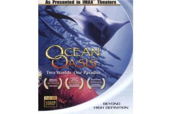 Ocean Oasis Okyanus Blu-Ray Disc