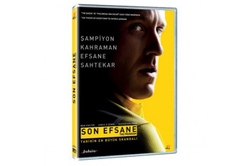 The Programme Son Efsane DVD