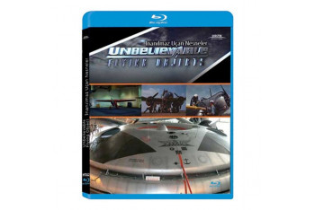 Unbelievable Flying Objects İnanılmaz Uçan Nesneler Blu-Ray Disc