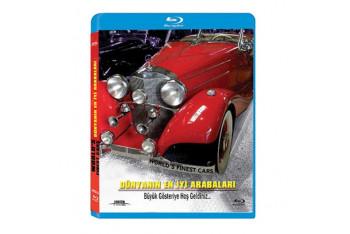 World's Finest Cars Dünyanın En İyi Arabaları Blu-Ray Disc