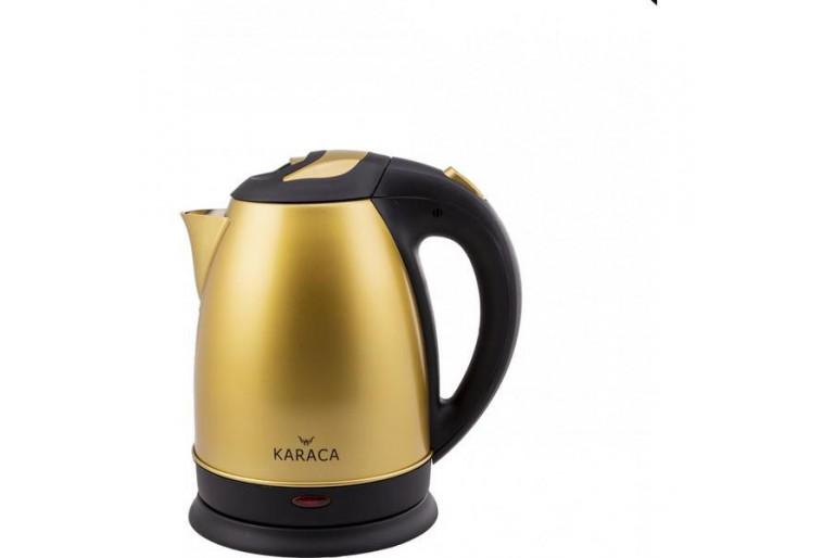 Karaca Premium Inox Kettle Full Gold