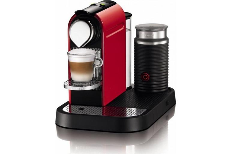 Nespresso Citiz Milk C121