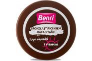 Benri Bronzlaştırıcı Krem Kakao Yağlı 100 ml