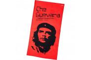 Headextreme Çok Amaçlı Che Guevara Bandana Headwear - Standart - Kırmızı -  Siyah