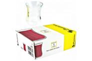 Paşabahçe Optikli Çay Bardağı 12'li 42011