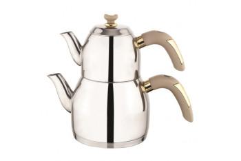 Schafer Soft Çaydanlık Altın Serisi