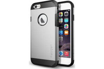 Tough Armor iPhone 6 Satin Silver
