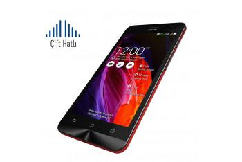 Asus Zenfone 6 Çift sim Akıllı Telefon - Kırmızı