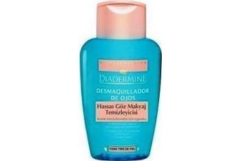 Diadermine Hassas Göz Makyaj Temizleme Losyonu 125 ml