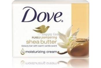 Dove Shea Butter Vanilla Cream Bar 100gr