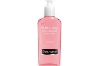Neutrogena Visibly Clear Pembe Greyfurt 200 ml