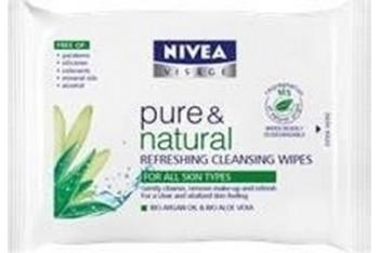 Nivea Pure Natural Canlandırıcı 25 Adet