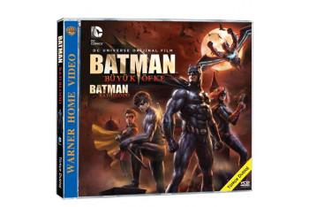 Batman Bad Blood Mfv Büyük Öfke Vcd
