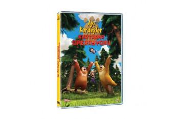 Bonnie Bears To The Rescue Ayı Kardeşler Kurtarma Operasyonu DVD