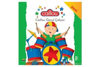 Caillou Davul Çalıyor VCD