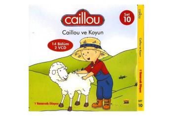 Caillou ve Koyun 10 14 Bölüm 2 VCD