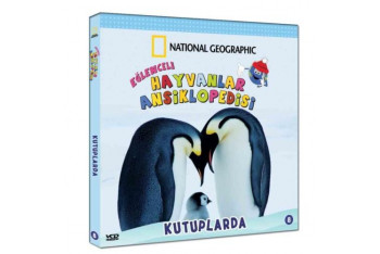 Eğlenceli Hayvanlar Ansiklopedisi - 8 Kutuplarda