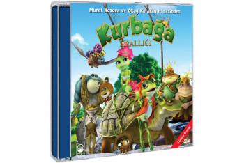 Frog Kingdom Kurbağa Krallığı VCD
