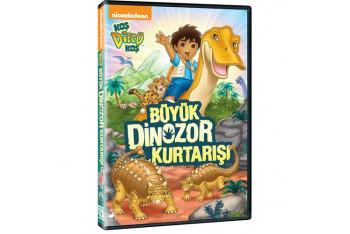 Koş Diego Koş ! Büyük Dinozor Kurtarışı DVD