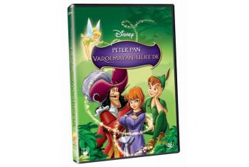 Peter Pan Return To Neverland Peter Pan Varolmayan Ülkde DVD