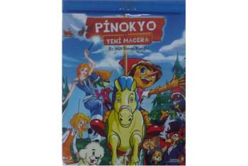 Pinokyo Yeni Macera Blu-Ray Disc