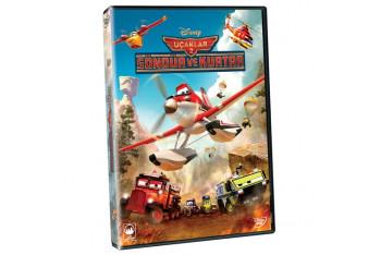 Planes Uçaklar DVD