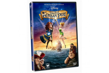 Tinkerbell And The Pirate Fairy Tinkerbell ve Korsan Peri DVD