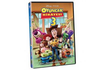 Toy Story 3 Oyuncak Hikayesi 3 DVD