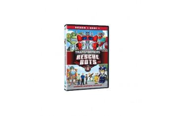 Tranformers Rescue Bots Sezon 1 Seri 1 DVD