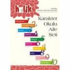 Helik Karakter Okulu Aile Kitabı Eğitim Seti 10 Kitap