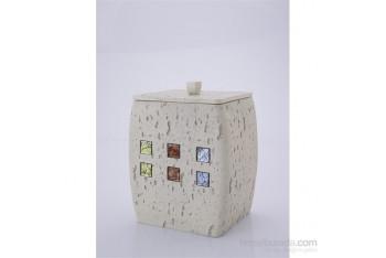 Inverno Mozaik Çöp Kovası