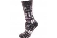 Panthzer Casual Wool Socks Çorap Antrasit - 39 - 42 - Gri