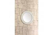 Çelik Ayna CLK892 Dekoratif Yuvarlak Ayna