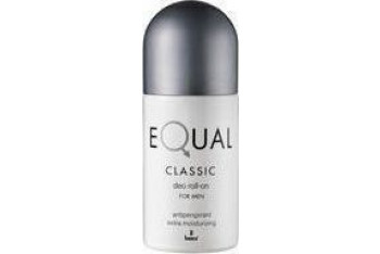 Equal Classic Deo Roll-on Erkek 50 ml