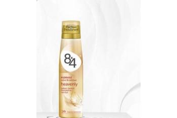 Nivea 8x4 Heavenly Pudrasız Deodorant 150 ml