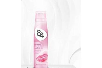 Nivea 8x4 Soft Kiss Duft Pudrasız Deodorant 150 ml