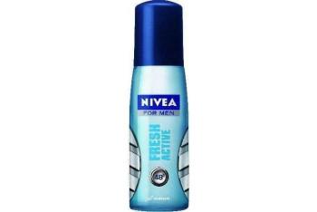 Nivea Pump Sprey Men Vücut Deodorant Fresh Active 75 ml