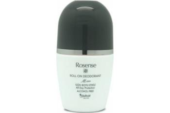 Rosense Roll On Gül Özlü Deodorant Bay 50 ml